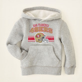 Children's Place San Fran. 49ers graphic hoodie