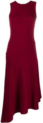 MICHAEL Michael Kors Asymmetric Hem Dress