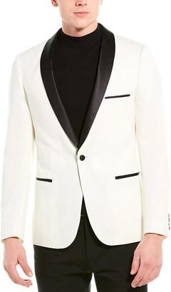 Paisley & Gray Shawl Collar Slim Fit Tuxedo Jacket