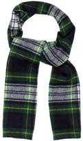 Jack Spade Plaid Wool Stole
