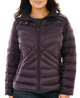 JCPenney A.N.A a.n.a Packable Down Jacket - Plus