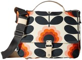 Orla Kiely Summer Flower Stem Satchel Satchel Handbags