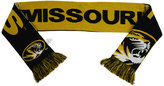 Forever Collectibles Missouri Tigers Reversible Split Logo Scarf
