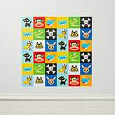 Paul Frank Checkered Poster Decal
