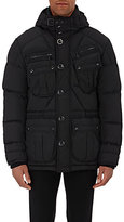 Ralph Lauren Black Label MEN'S DOWN-QUILTED CIRCUIT PARKA-BLACK SIZE L