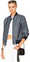 Engineered Garments Chambray Aviator Jacket