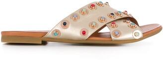 Carvela Concern studded sandals