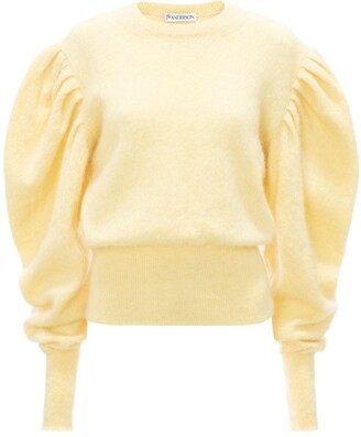 J.W.Anderson Puff-Sleeves Crew-Neck Jumper
