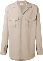 Ports 1961 front pockets shirt - men - Polyester - 37