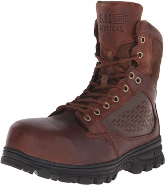 "evo 5.11 6"" Safety Toe Boot-M Men's 6 Inch Safety Toe Tactical Boot"