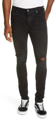 Ksubi Van Winkle Krow Krushed Skinny Jeans