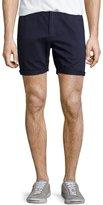 Wesc Rai Cotton Shorts, Navy Blazer