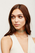 Womens FREQUENCY CHOKER