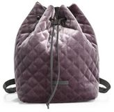 Brunello Cucinelli Velvet Backpack
