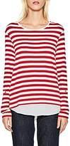 Esprit Women's 997eo1k800 Long Sleeve Top