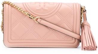 Tory Burch Fleming soft wallet crossbody bag