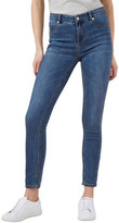French Connection Mid Wash Skinny Jean