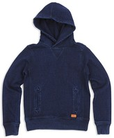 7 For All Mankind Boys' Fleece Hoodie - Big Kid