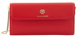 Alexander McQueen Wallet with strap