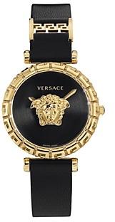 Versace Palazzo Empire Greca Watch, 37mm