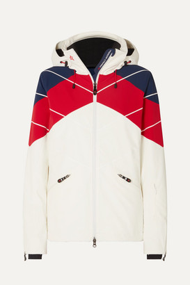 Perfect Moment Chamonix Hooded Padded Jacket - White
