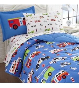 Wildkin Wildkin's Heroes 5 Pc Bed in a Bag - Twin Bedding