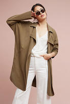 Emin + Paul Khaki Cocoon Trench