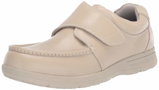 Nunn Bush Men's Cam Strap Hook and Loop Casual Comfortable Lightweight Walking Shoe Loafer
