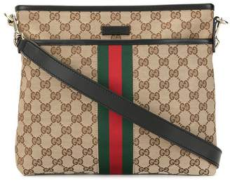 Gucci Pre Owned Shelly messenger bag