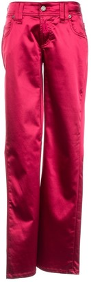 Galliano \N Red Jeans for Women
