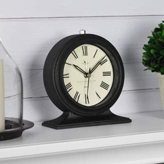 Mid-Century MODERN Firstime & Co. Antollini Tabletop Clock