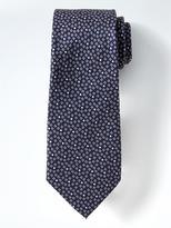 Banana Republic Confetti Square Silk Nanotex® Tie