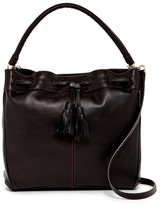 Cole Haan Loveth Double Strap Leather Hobo