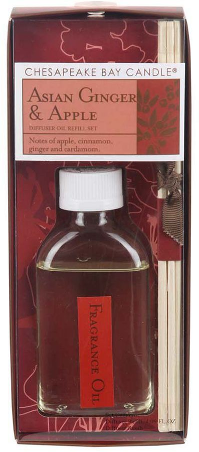 13-Pc. Asian Ginger & Apple Reed Diffuser Refill Set