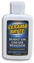 Cerama Bryte Burnt on Grease Remover, 2 Ounce Bottle