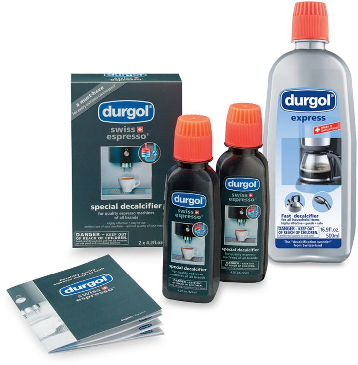 Durgol Express Decalcifier Cleansers