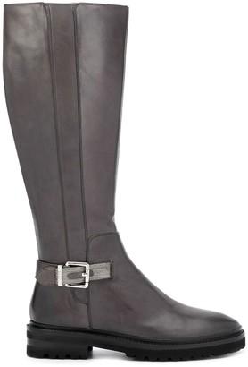 Steffen Schraut Side Buckle Detail Boots