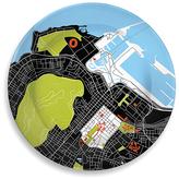 notNeutral Cape Town Porcelain City Plate