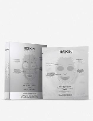 111SKIN Bio Cellulose Facial Treatment Mask set 5 x 23ml
