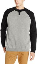 Brixton Men's Edgar Crew Fleece Sweatshirt