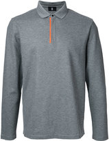 Kent & Curwen long-sleeve polo shirt