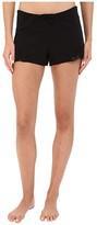La Perla Souple Shorts (Black) Women's Pajama