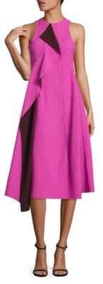 HUGO BOSS Runway Dianea Ruffle Dress