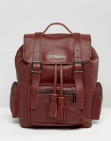 Dr. Martens Slouch Leather Backpack