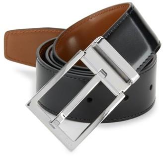 Salvatore Ferragamo Adjustable & Reversible Classic Buckle Belt