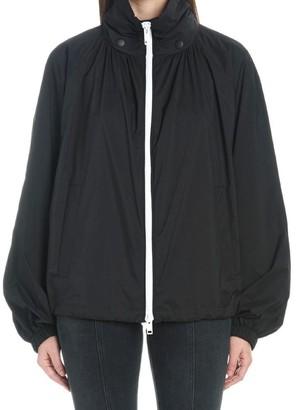 Givenchy Logo Zipped Bomber Jacket