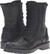 Kennel + Schmenger Kennel & Schmenger - Contrast Stitch Combat Boot Women's Boots