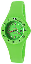 Toy Watch ToyWatch JY24GR Women's Jelly Neon Green Silicone and Dial