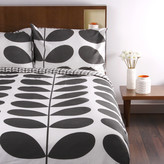 Orla Kiely Giant Stem Print Duvet Cover - Granite - Single