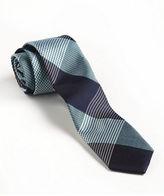 Original Penguin Plaid Silk Tie